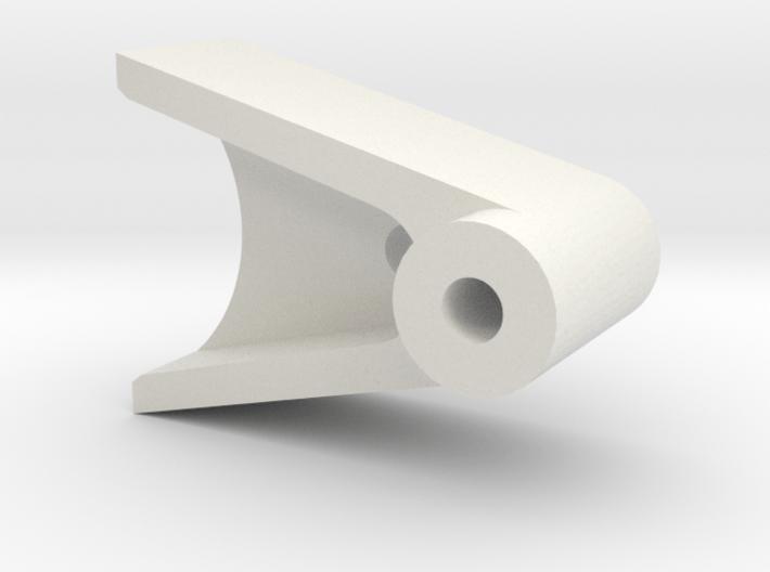 CV4-grip_extension 3d printed