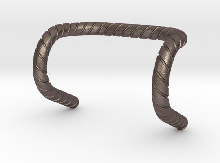 Detour Handlebar Necklace 3d printed