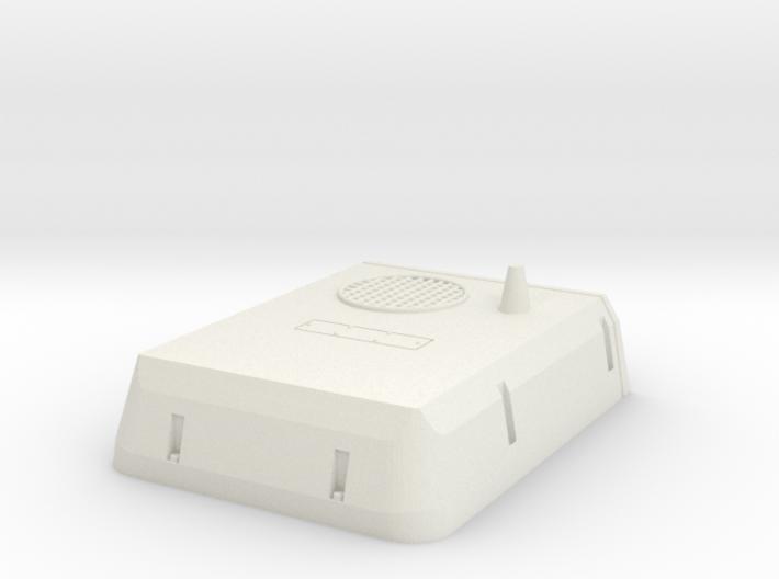 Airco Wadloper Spoor N 3d printed