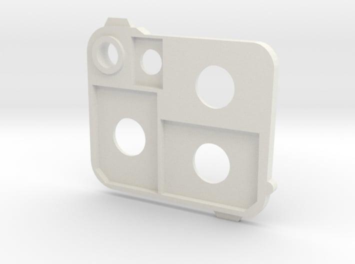 Flash holder SD 3d printed