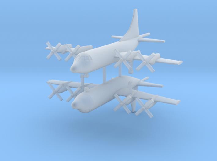 1/700 P-3 (AP-3C) Orion (x2) 3d printed