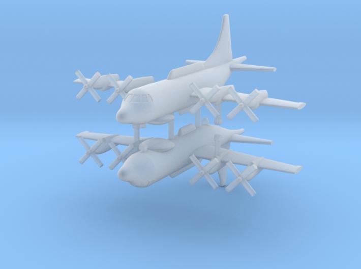 1/700 EP-3E ARIES II (x2) 3d printed