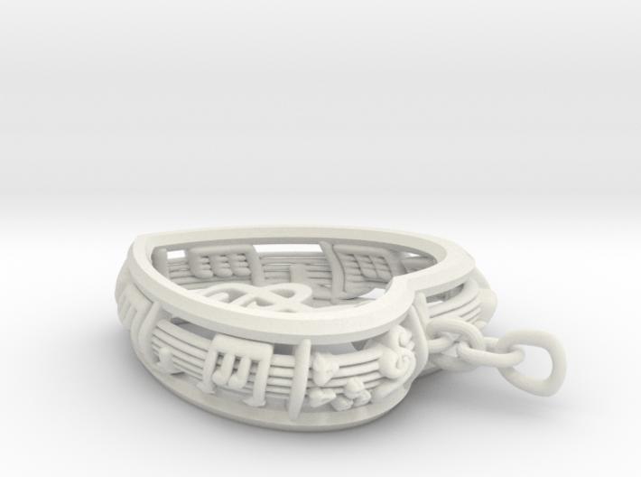 droplet earring-set(M) 3d printed