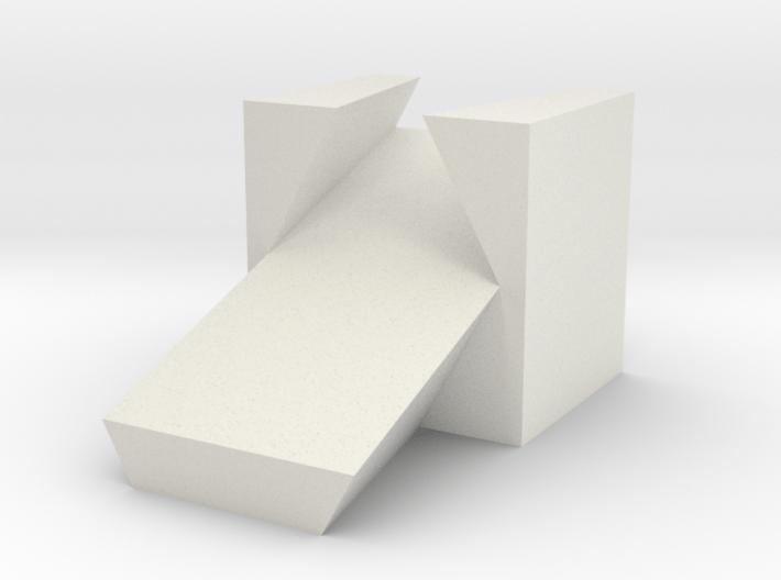 Dovetail Block 3d printed