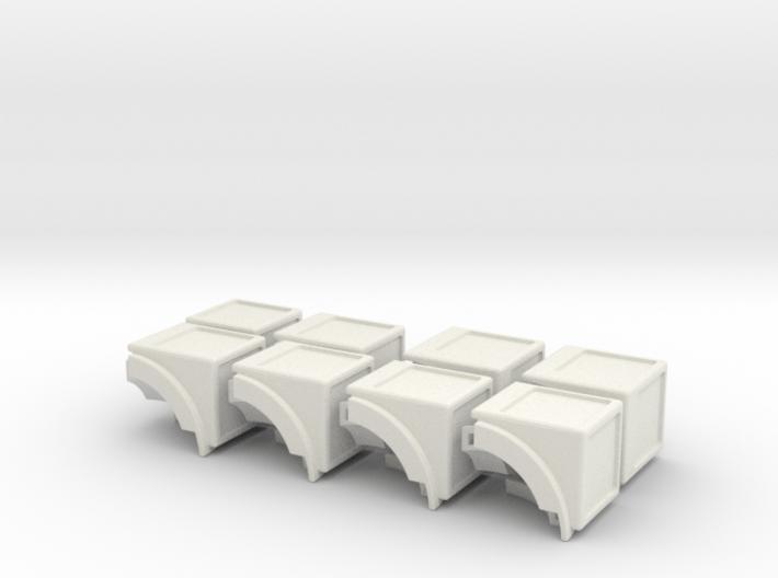 Turn Apart 3d printed