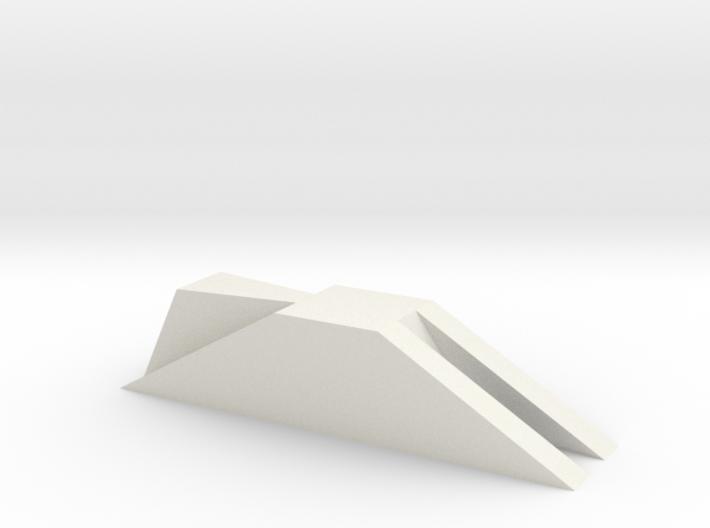 Van der Werff's ParadoxicalTriangle 3d printed