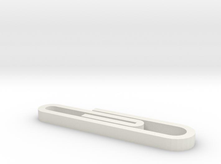 Paper Clip 3d printed