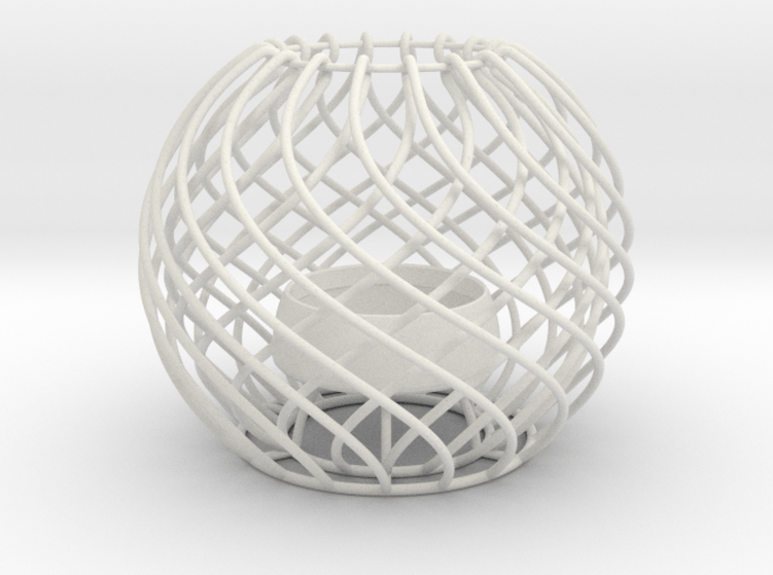 Tea Light 2 3d printed