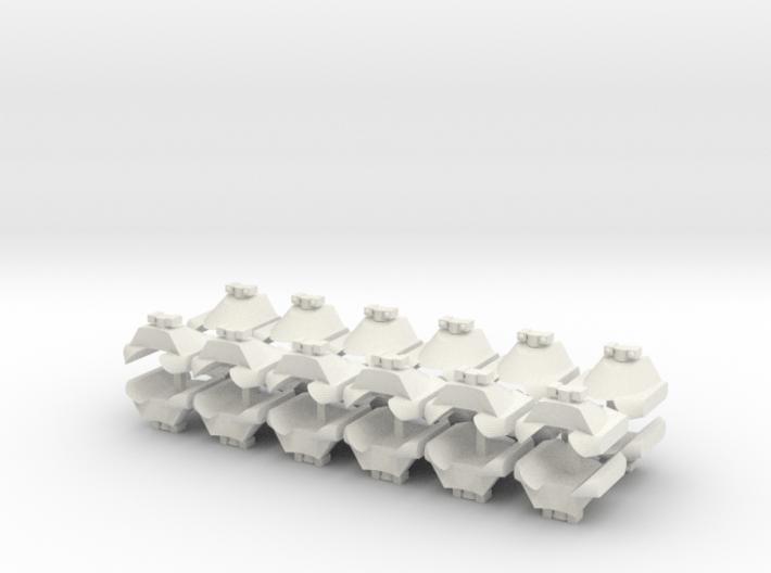 7-sTank x24 3d printed