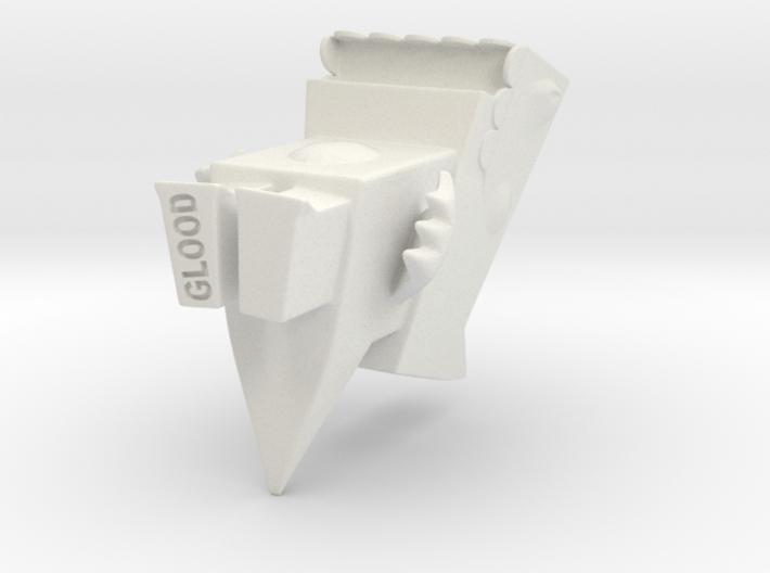 Cutzilla large-size 3d printed