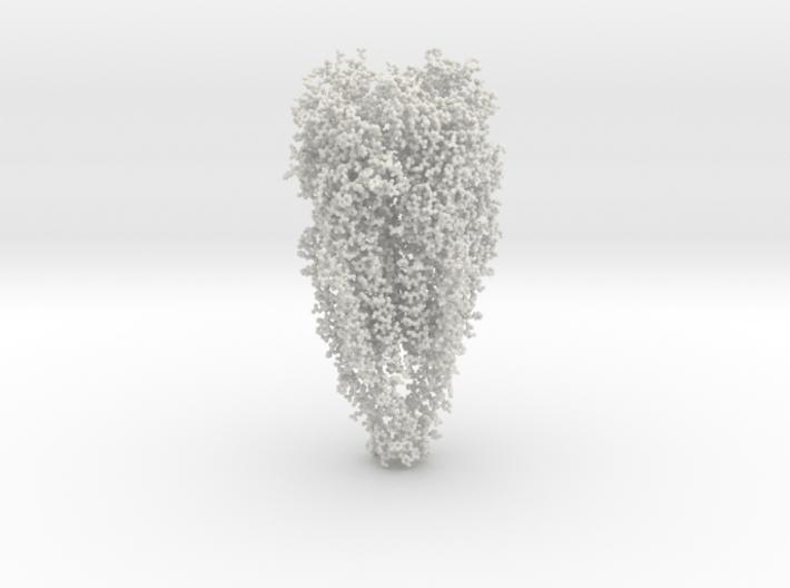Acetylcholine Receptor 3d printed