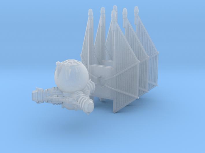 Defender 3d printed