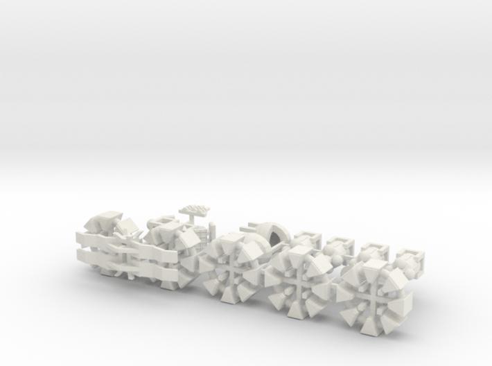 Robert''s Modules 3d printed