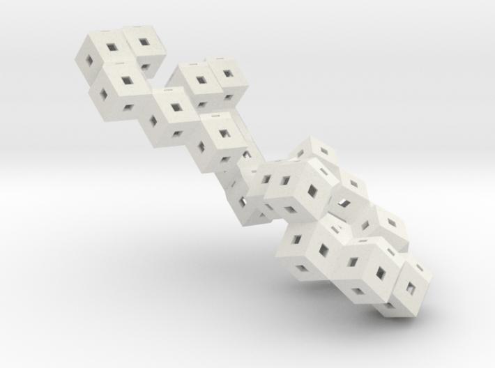 Rhombrik 3d printed
