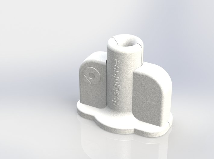 MagSavior™ - POW Clip (For 60/85W MagSafe 2 only)  3d printed
