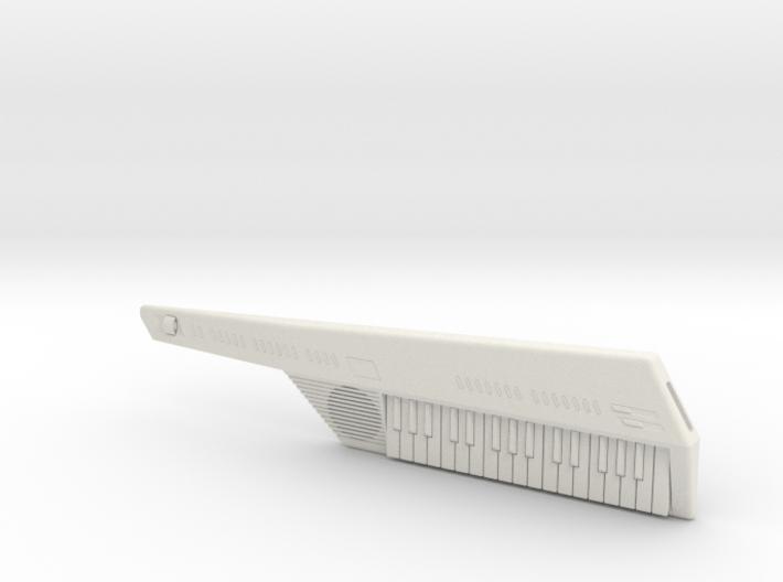 Miniature Keytar 3d printed