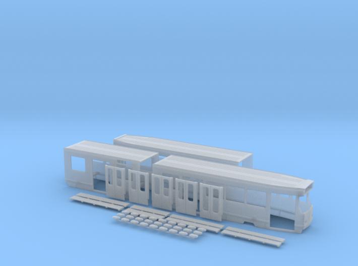 GTL8 (1:87) 3d printed