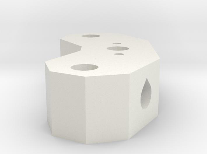 Frame Vertex 3d printed