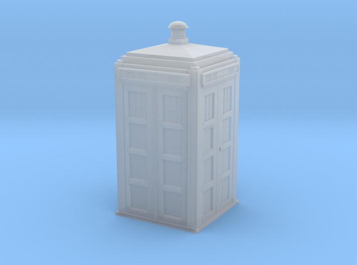 Dr Who's TARDIS (5 cm) 3d printed