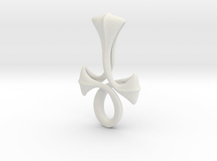 Ankh - medium 3d printed