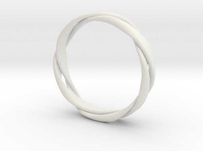 5-Twist Ring 3d printed