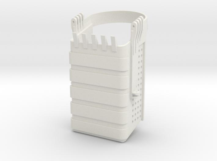dragline bucket 3d printed