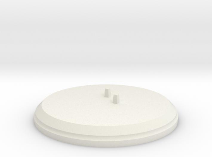 """Figurine """"Hana"""" (Stand) 3d printed"""