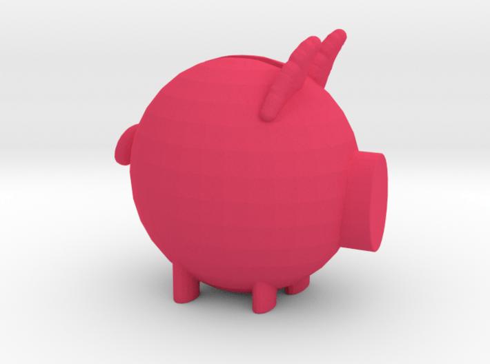 Piggy Bank Model 3d printed
