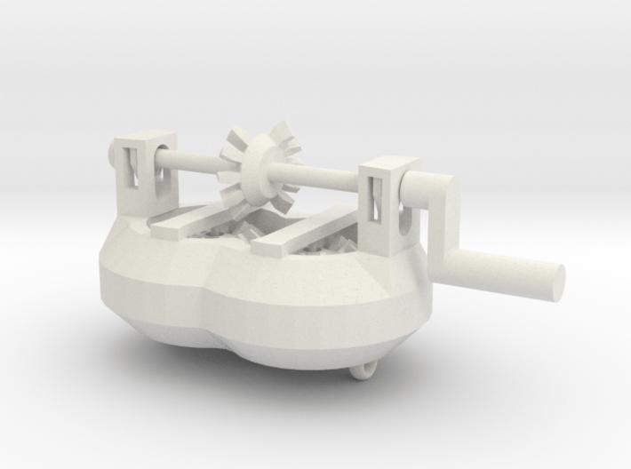 Braid Maker 3d printed