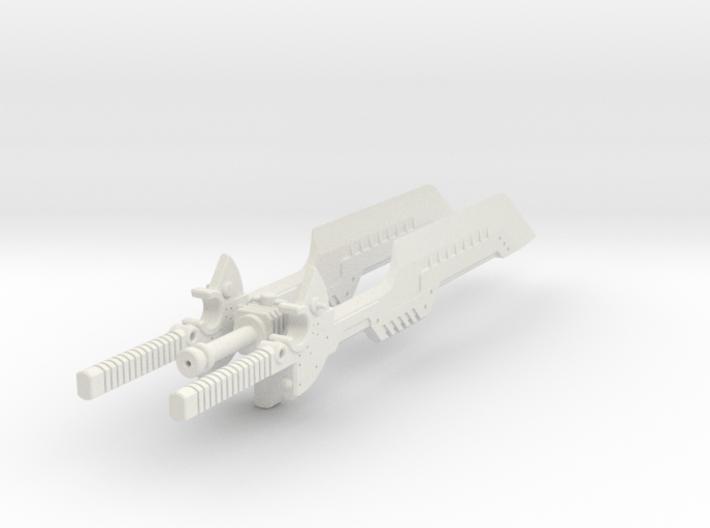 Defender swords kit mk4 3d printed