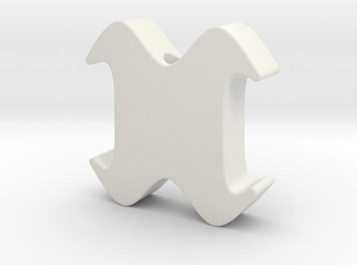 Designer Beads 1 3d printed