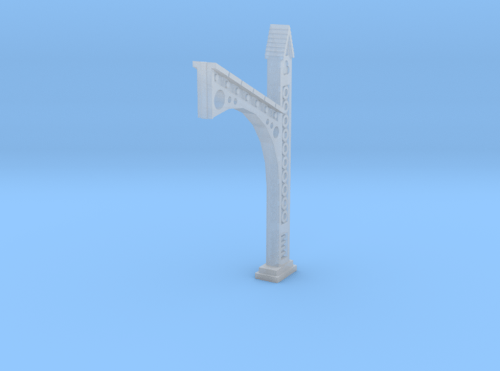 Flying Buttress with Circle Motif 3d printed