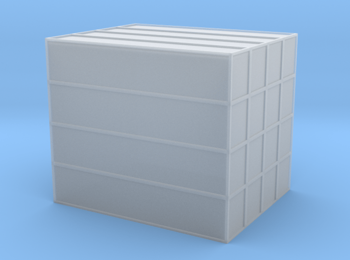 40 Foot Container Stack - Z scale 3d printed