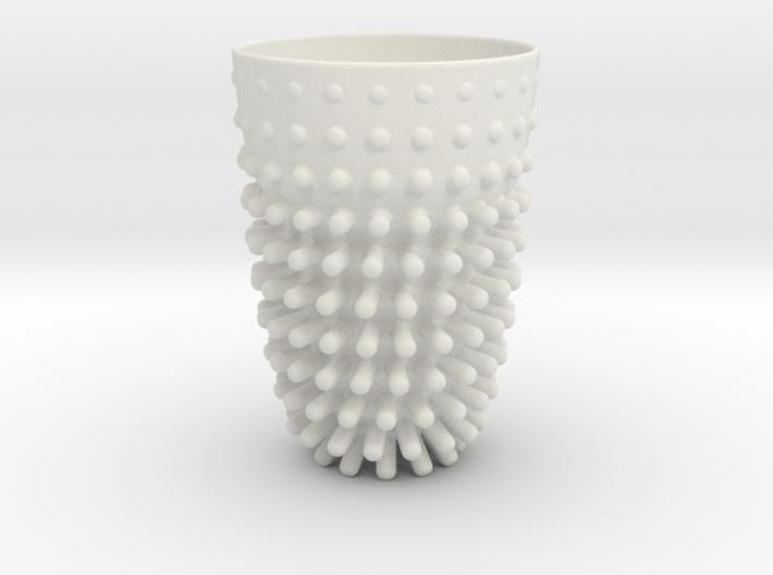 Hedgehog Cup 3d printed