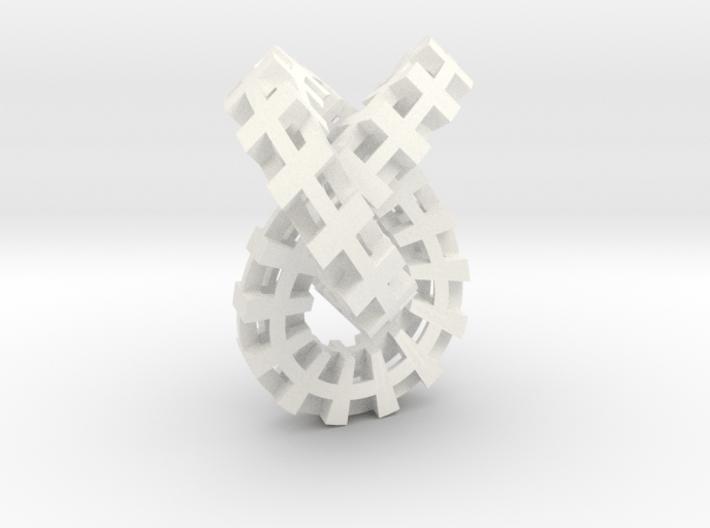 Escher knot small 3d printed