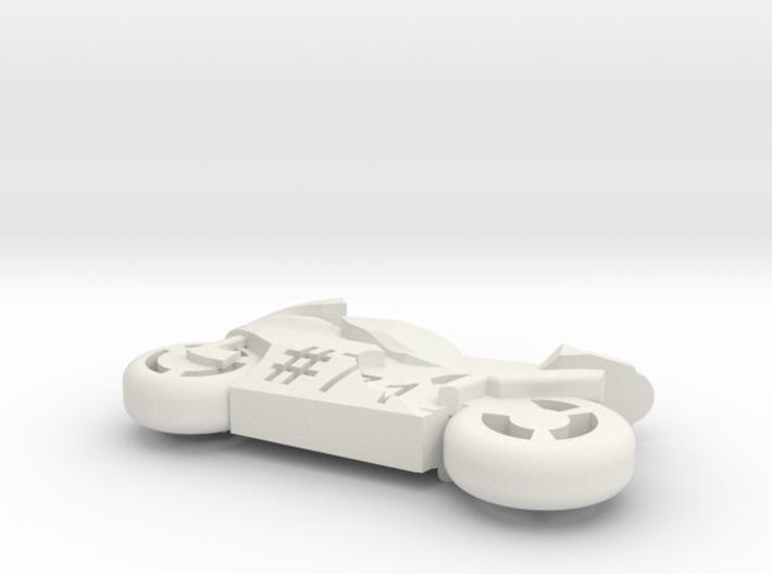 GSXR endurance 3d printed