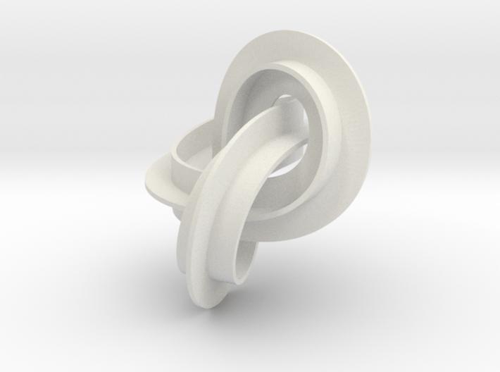 mobius strip medium 3d printed