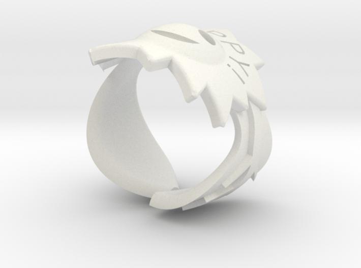 happy ring 3d printed