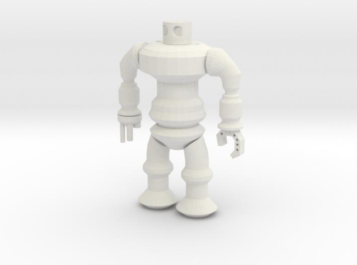Robotspline The Revenge 3d printed