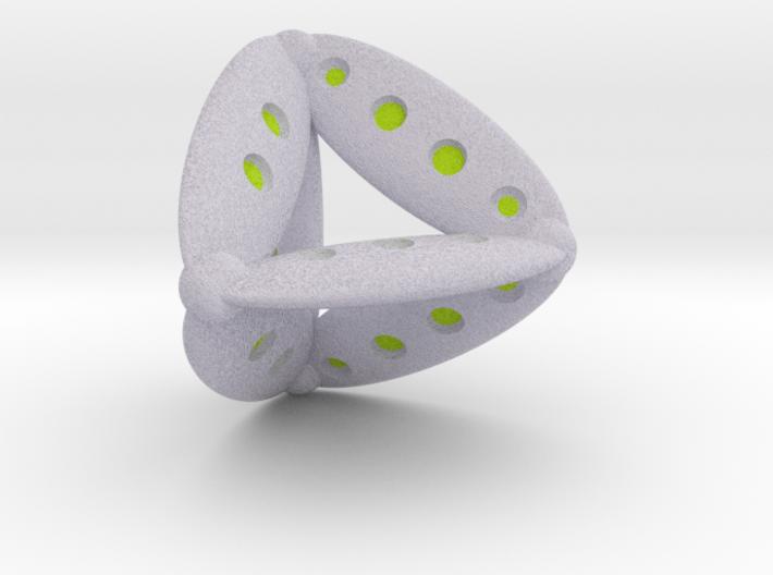 Tetra (color) 3d printed