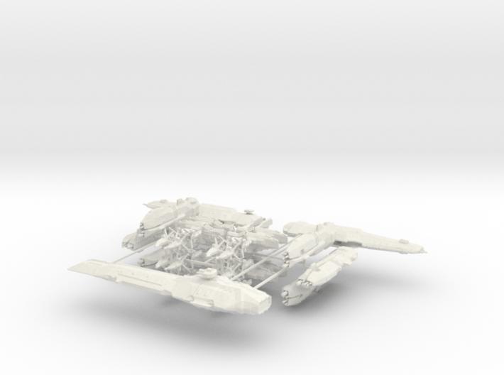 USF Fleet 3d printed