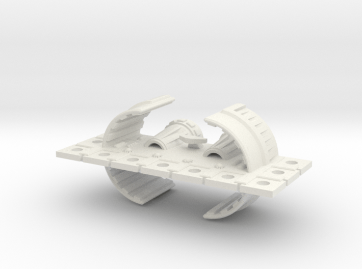 Zyphon Immortal Class Heavy Dreadnought 3d printed