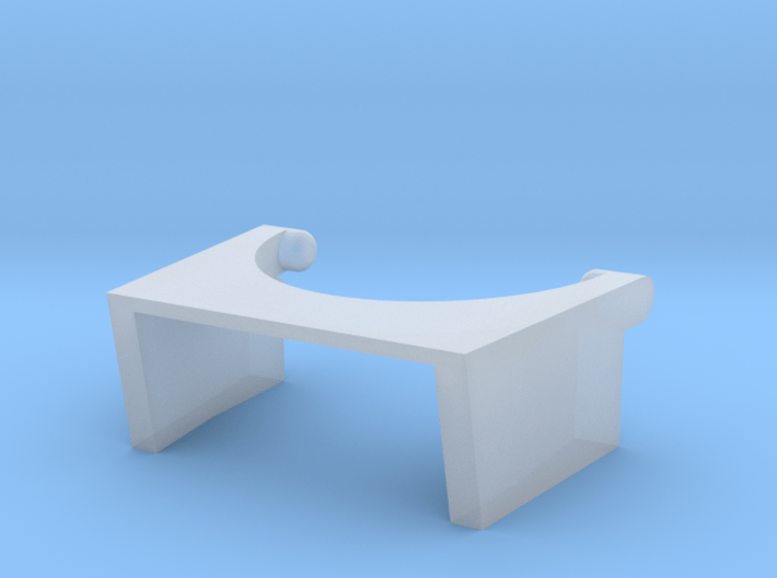Phase1 Visor 3d printed