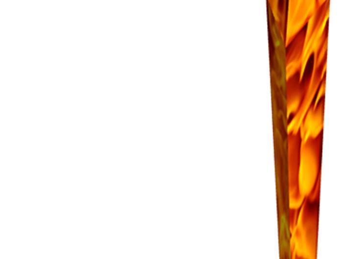 Fireflame 3d printed