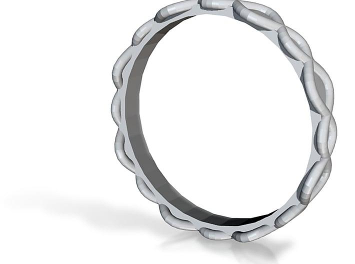 Lucid Ring - Sz. 9 3d printed