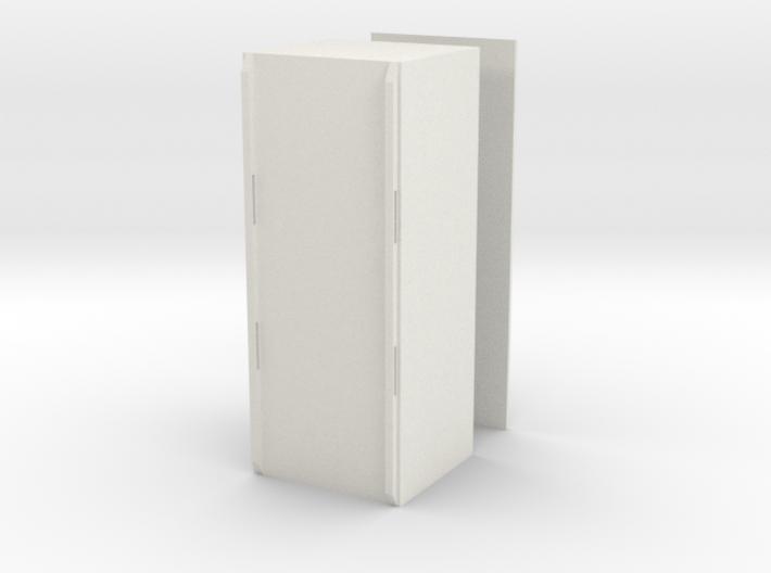 cabane 3d printed