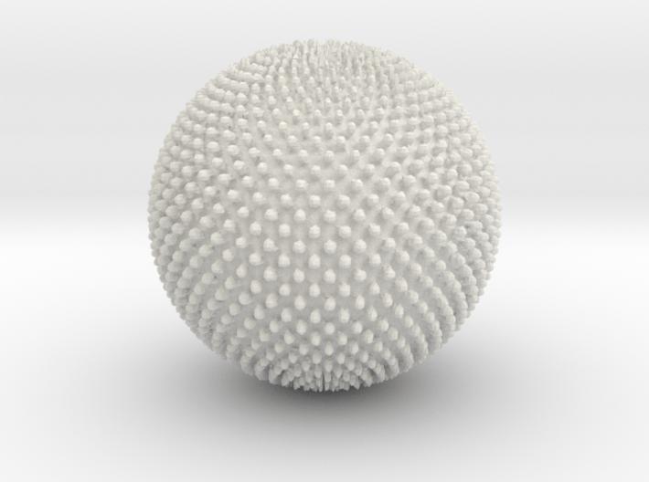 Juliabulb-z^40 3d printed