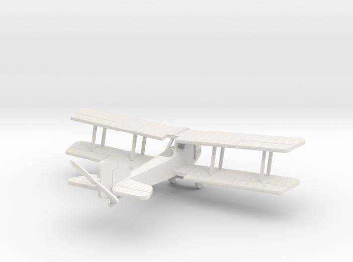 AW FK.8 Big Ack 1/144th Bristol V Landing Gear 3d printed