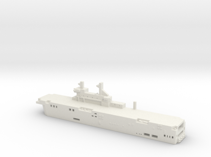 French, Mistral. 3d printed