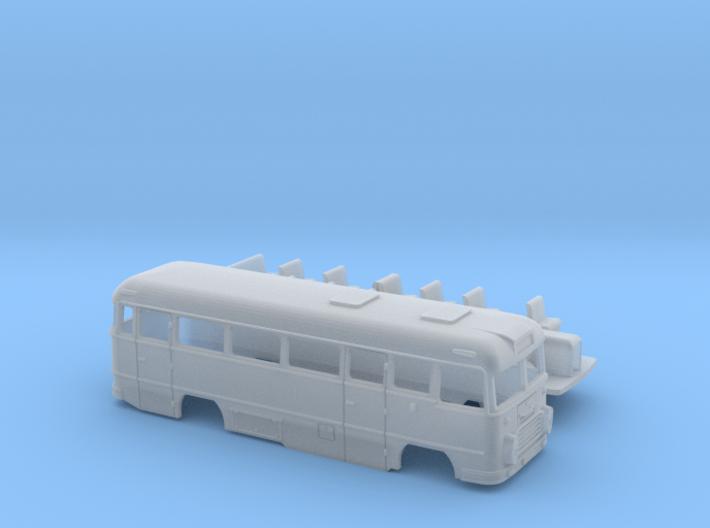 Ikarus 311 Überlandbus Spur N (1:160) 3d printed